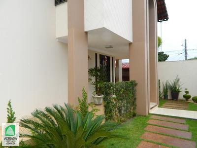 Aluguel Sobrado 4 Suites 4 Salas Garagem Para 4 Carros - 4509