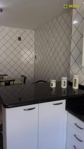 Sobrado Com 3 Dormitórios À Venda Por R$ 371.000,01 - Itaquera - São Paulo/sp - So0225