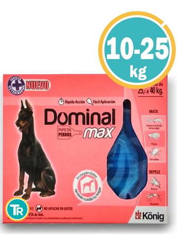 * Pipeta Dominal Max Perro 25 A 40 Kg *