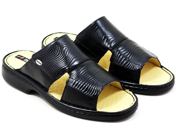 Sandália Super Confort Linha Descanso 551919 Mestiço