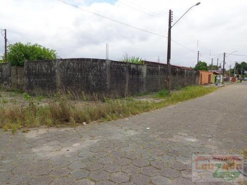 Terreno Para Venda Em Peruíbe, Jardim Brasil - 0820_2-436510