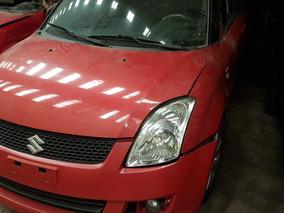 Suzuki Swift 1.5 2009 Chocado Baja Con Alta De Motor