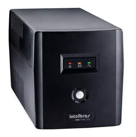 Nobreak Intelbras Xnb 1440va 6 Tomadas Pc Videogame Dvr Cftv