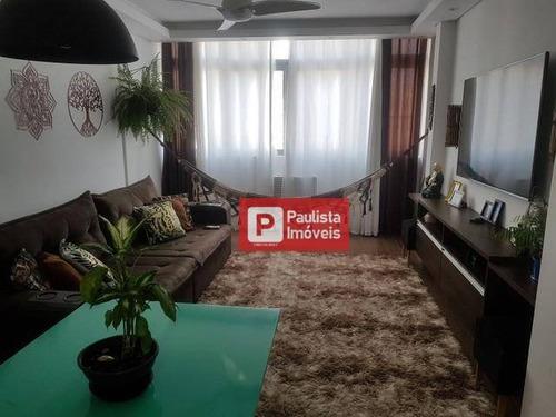 Apartamento Com 2 Dormitórios À Venda - Itararé - São Vicente/sp - Ap31135