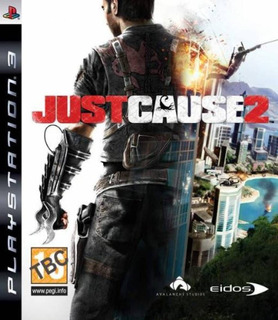 Just Cause 2 Ps3 Español Goroplay Digital