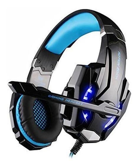 Fone Gamer Kotion Each Headset Usb P2 3.5mm Ps4 E Pc G9000