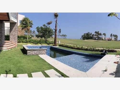 Cad Villas Bálano 12 Jardín Y Alberca Privados. Vista Al Mar