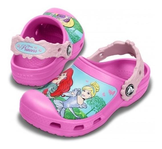 Crocs Clog Mágico Dia Das Princesas