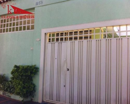 Vende-se Casa No Bairro Alto Do Ipiranga Com 3 Dormitórios, Sendo 1 Suíte.2 Salas Amplas, 2 Banheiros Com Gabinete E Box.cozinha (com Gabinete) - Ca0149 - 68958986