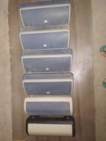 Lote 6 Impressoras Hp Deskjet D1460 3745 3845 No Estado