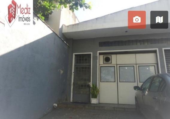 Salão Comercial À Venda No Parque São Domingos -10079