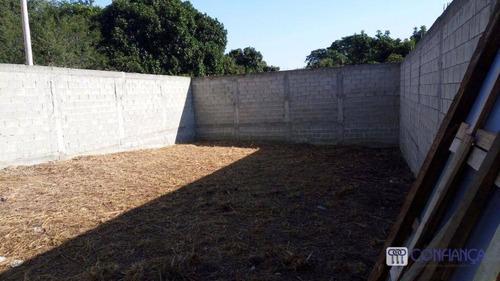 Terreno À Venda, 145 M² Por R$ 80.000,00 - Campo Grande - Rio De Janeiro/rj - Te0091