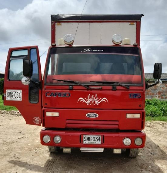 Camion Ford Cargo 815 Modelo 2007