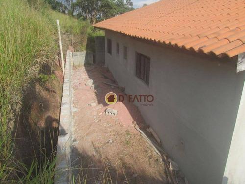Casa Residencial À Venda, Terra Preta, Mairiporã. - Ca0492