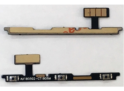 Flex Power Botones Volumen Encendido Xiaomi A2