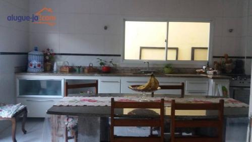 Sobrado Com 4 Dormitórios À Venda, 202 M² Por R$ 950.000,00 - Jardim América - São José Dos Campos/sp - So1018