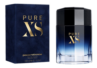 Paco Rabanne Pure Xs Men Edt X 150ml - Perfume Importado