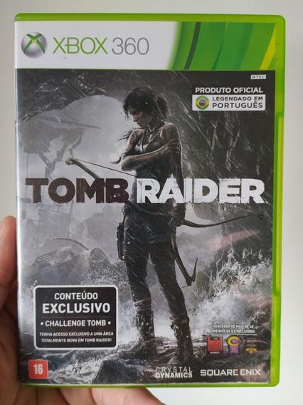 Tomb Raider Legenda Em Português Original M. Física Xbox 360