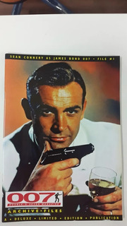 Lote 007 James Bond 4 Articulos Sean Connery Daniel Craig