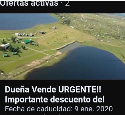 Lotes Costa Lago Los Molinos Ubicacion: -31,8255278, -64,552