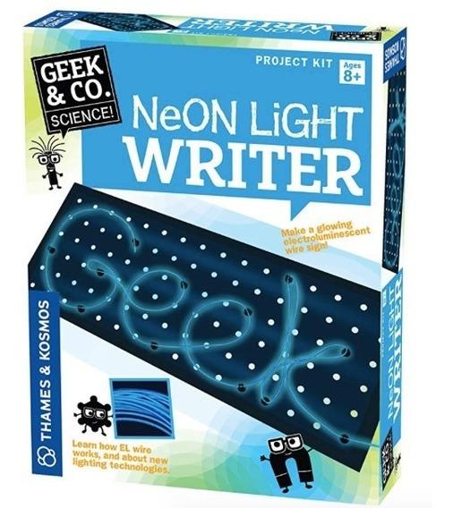 Neon Writer Juego Neon Letras Niños Letrero Anuncio Luminoso