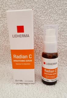 Lidherma Radian C Serum Hialuronico Vitamina C Belgrano