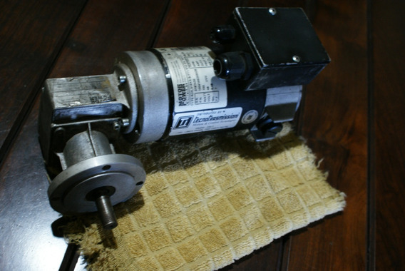 Motoredutor Industrial 48 Vdc - Motorpower - Leia Descriçao