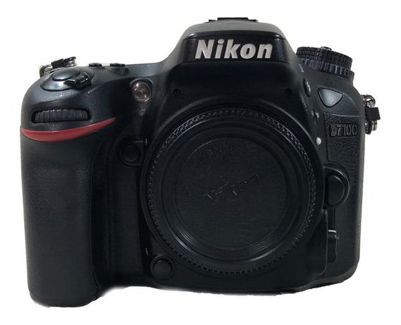 Câmera Nikon Corpo D7100 Com Garantia Conservada Oferta