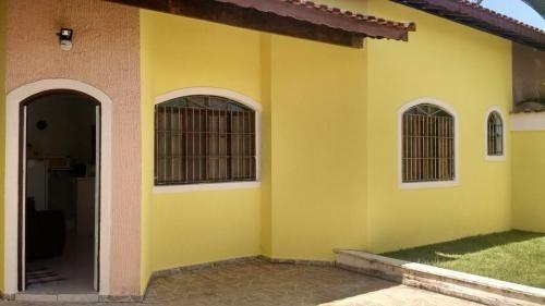 Casa Linda Lado Praia No Cibratel Em Itanhaém Litoral Sul Sp