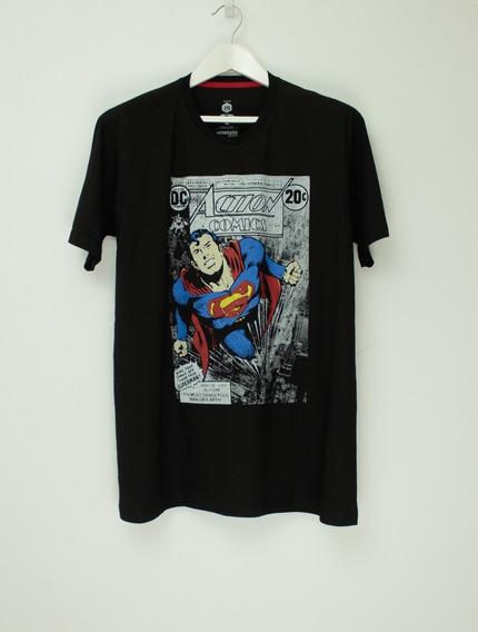 Camiseta Omelete Store Super Man - Tamanho 2 G (veste G G)