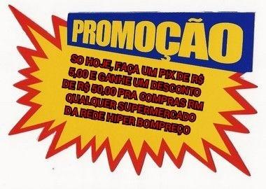 Promoção Pix