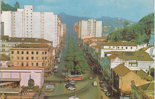 Qep-7346 - Postal Petropolis, R J -vist Parcial Do Centro