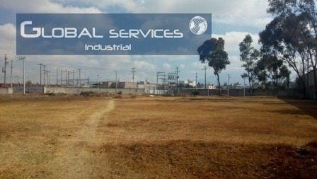 Terreno Industrial Para Desarrollar En Tlaxcala