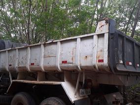Caçamba Basculante 8m3 Para Truck Pastre /poliguindaste