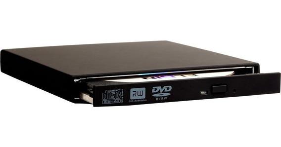 Drive Gravador Leitor Cd E Dvd Externo Slim Usb Frete Barato