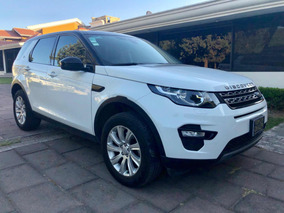 Land Rover Discovery Sport 2015 2.0 Hse Luxury Autos Puebla