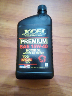 Aceite Mineral 15w40 Xcel Premium 1l Consulte Precio