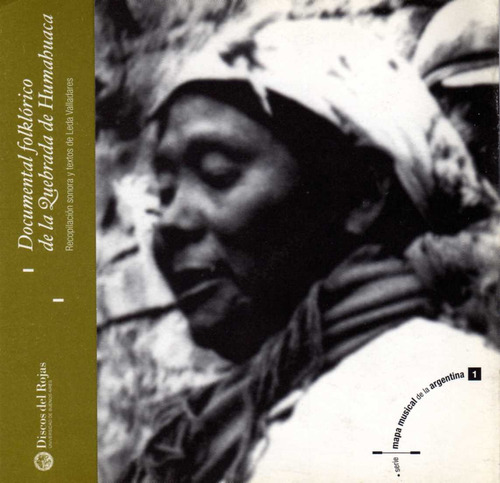 Leda Valladares - Doc. Folk. Quebrada De Humahuaca - Cd
