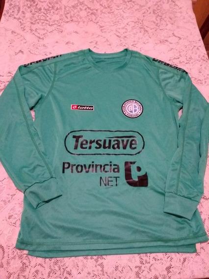 Camiseta De Arquero Belgrano De Cordoba Utileria Lotto