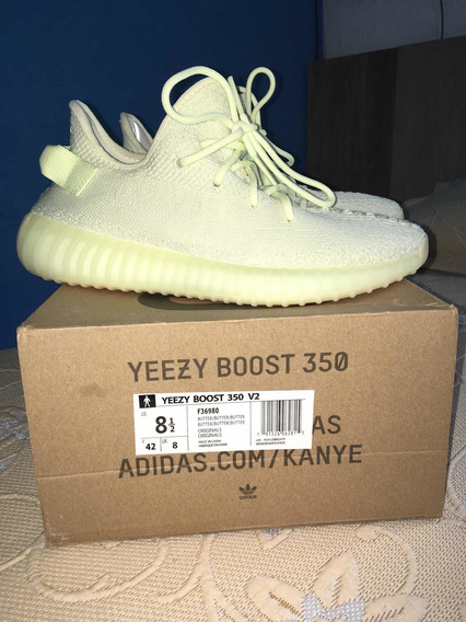Yezzy Boost 350 Butter