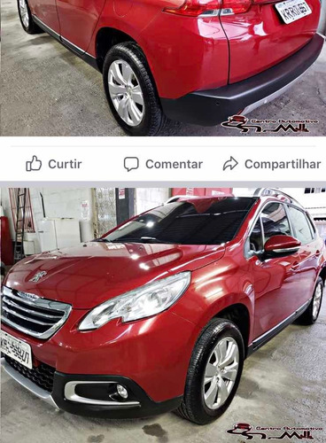 Peugeot 2008 2017 1.6 16v Allure Flex 5p