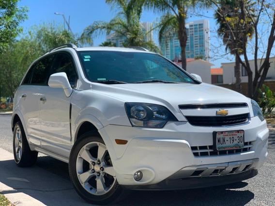 Chevrolet Captiva 3.0 Lt V6 At
