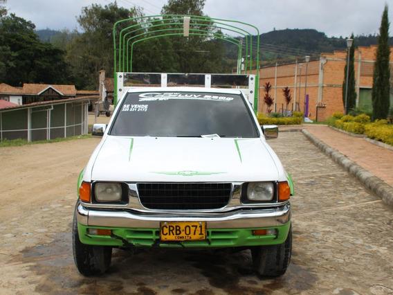 Chevrolet Luv Estacas 1991 4x4