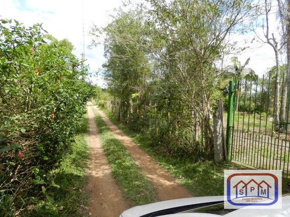 Chácara Residencial À Venda, Caucaia Do Alto, Cotia. - Ch0001