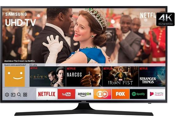 Smart Tv 4k Ultra Hd Samsung Led 55