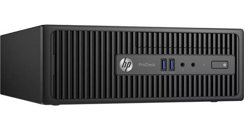 Hp Prodesk 400 G3 I3 6100 Memoria 8gb, Hd 500gb