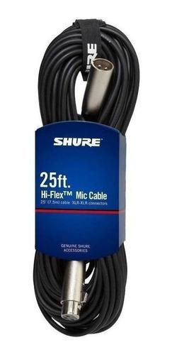 Imagen 1 de 2 de C25j - Cable Balanceado Con Conectores Xlr-xlr