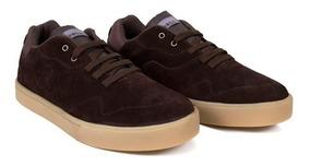 Tenis Dual Footwear Skate Duque Marrom 1009.01.007