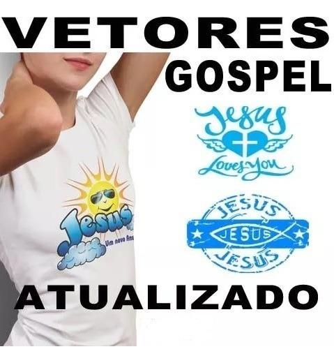 Artes Prontas Gospel Evangélicas Vetores Atualizado 2019