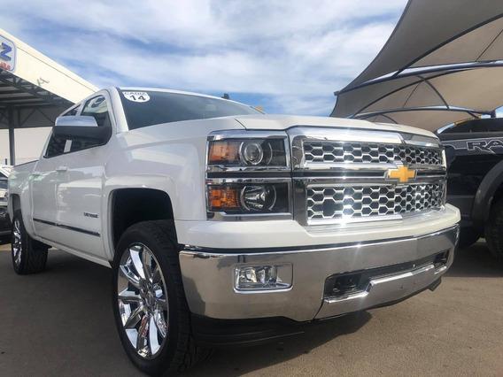 Chevrolet Cheyenne 2014 Ltz 4x4